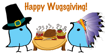 wugsgiving